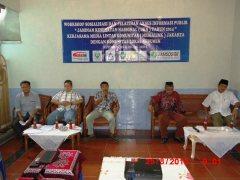 Workshop Komunitas Agustus 2013