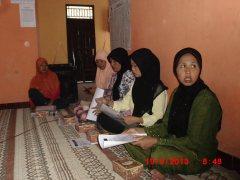 peserta perempuan